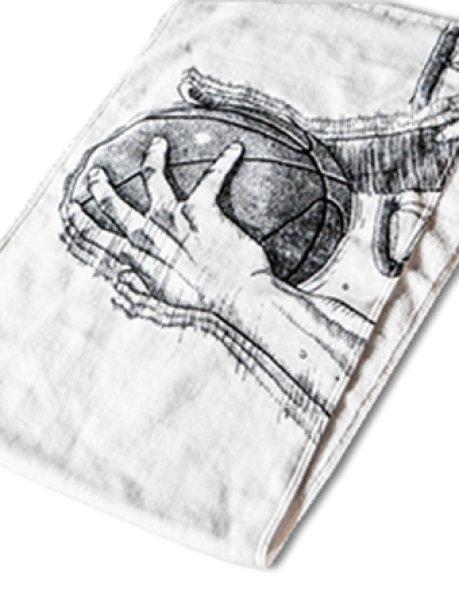画像1: SlamDunk REJECTION Towel Wht DTWL-03 井上雄彦 フラワー 井上雄彦 スラムダンク フェイスタオル タオル Other (1)