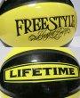画像2: Ball Street33 7号球 Blk/Yel Pate SBBST2-BY LIFE TIME ライフタイム バスケットボール ストリート33 ボール (2)