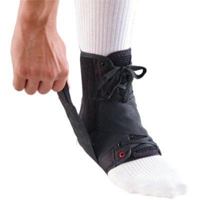 画像1: Strap Ankle Guard Blk M195BK 足首 McDavid マクダビッド サポーター