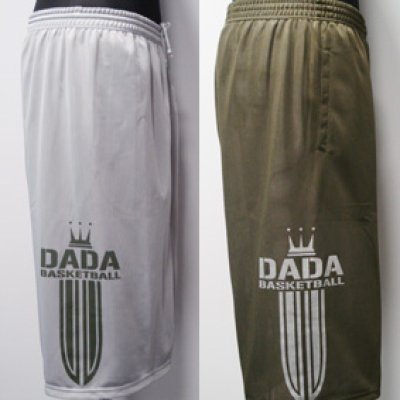 画像1: Rev Sword Shorts Khki/Sil DA10-005 KH/SL DADA ダダ リバーシブル ソード Shorts ショーツ バスパン ウエア  【MEN'S】