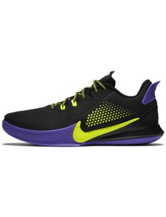 画像1: Kobe Mamba Fury EP Blk/Volt/Purple CK2088-003 Nike ナイキ シューズ  コービー ブライアント 【海外取寄】 (1)