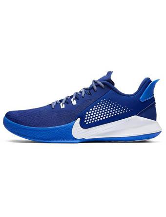 画像1: Kobe Mamba Fury  Deep Royal Blue/White/Hyper Royal CK6632-401 Nike ナイキ シューズ  コービー ブライアント 【海外取寄】 (1)