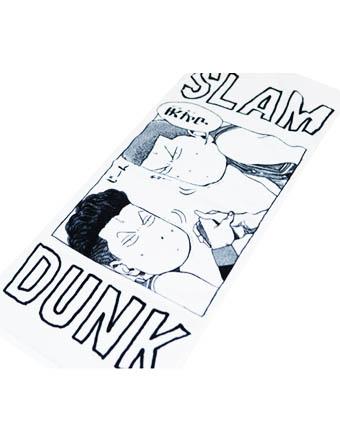 画像1: スラムダンク Sport Towel 【天才?】 Wht DTWL-05 井上雄彦 フラワー 井上雄彦 タオル Other (1)