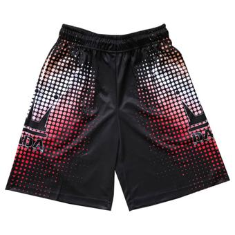 画像1: DOT CROWN Shorts Blk/Red DAM20L056 BLK/RED DADA ダダ Shorts ショーツ バスパン ウエア  【MEN'S】 (1)